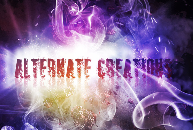 Alternate Creations Desktop Wallpaper Design