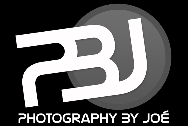 Photography By Joe Monochrome Logo