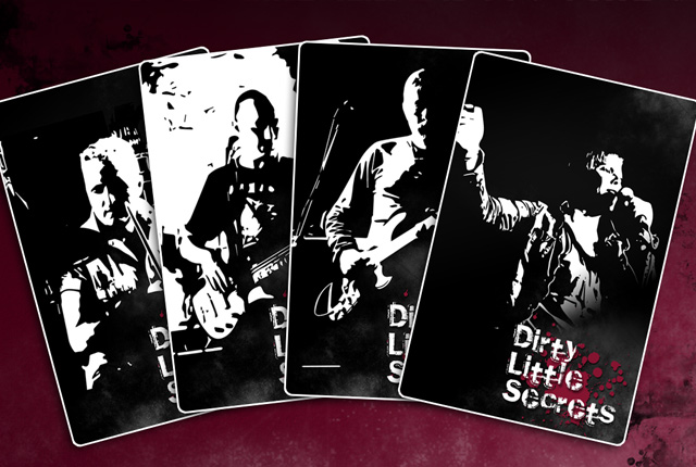 Dirty Little Secrets Playing Card Set